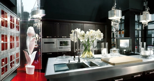 Designer kitchen laminate of Brummel brings luxury to your interior