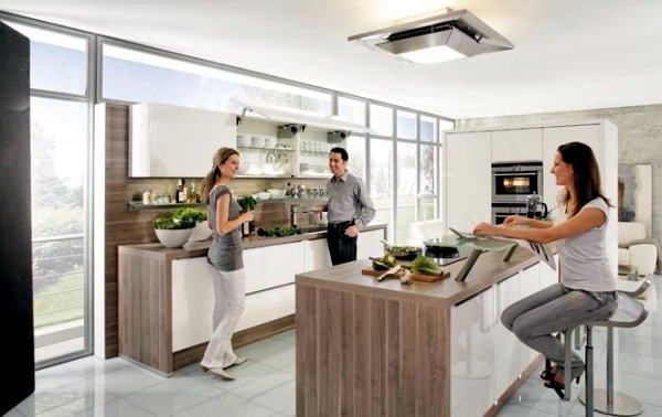 Designer kitchens from Nolte – the face of modern kitchen equipment ...