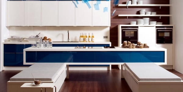 Designer Kitchens From Nolte   The Face Of Modern Kitchen Equipment