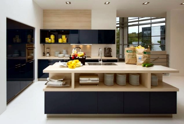 Designer kitchens from Nolte - the face of modern kitchen equipment