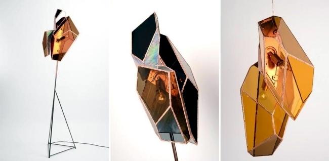 "Designer lights in extravagant appearance - ""Overnight"" Odd Matter"