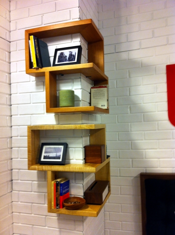 self home design modern mobile urban housing designs for your self made corner shelf space saving - Self Home Design