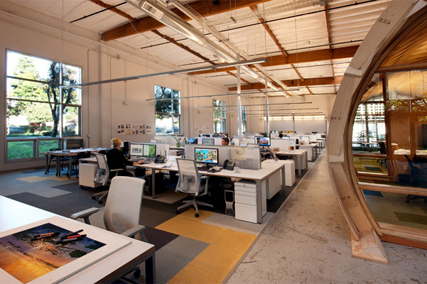 Development of architectural firm