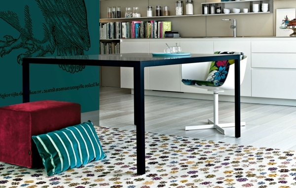 Dining Chairs Poliform - showy furniture design from Italy