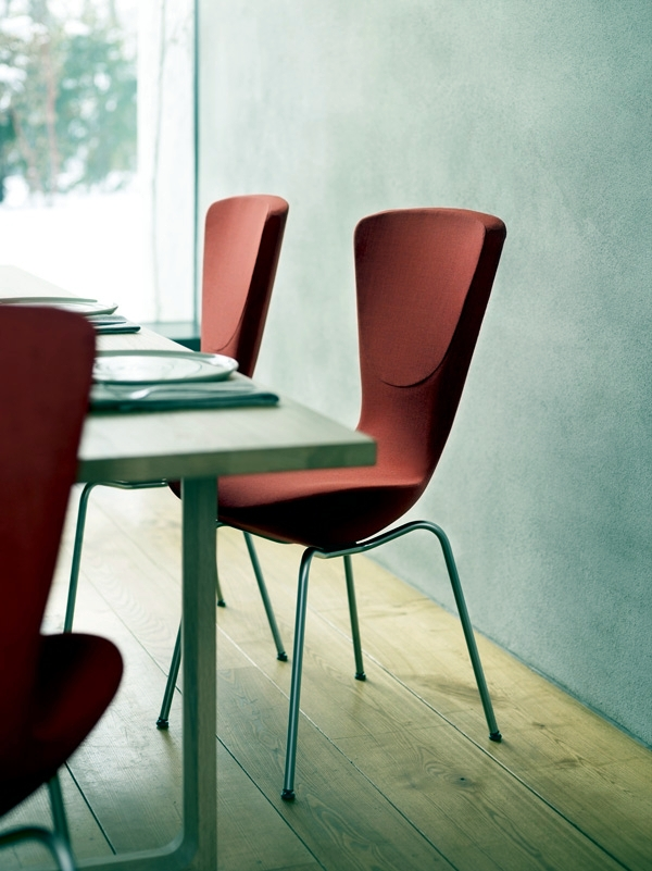 Dining room furniture give a homely atmosphere chairs Variér
