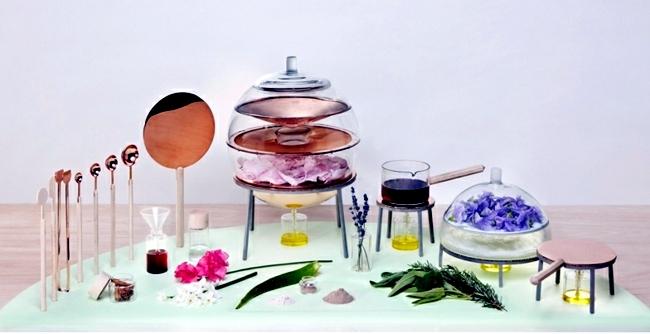 Cosmetics manufacture itself