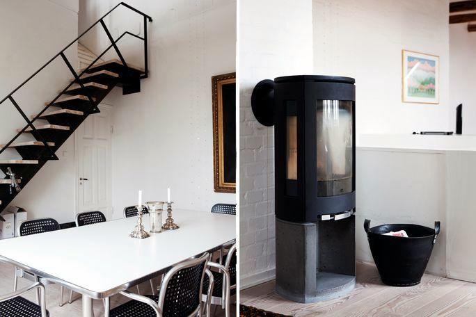 Duplex attic