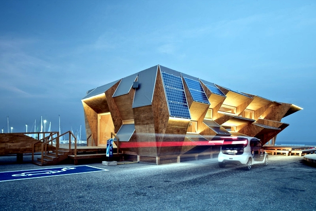 Eco-friendly solar energy in the house - this is the future?
