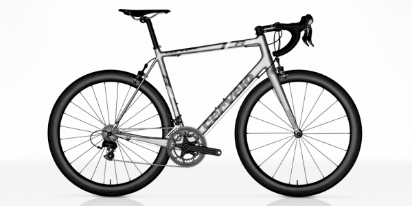 Employees of Cervélo and Chrome Hearts is chic bicycle design