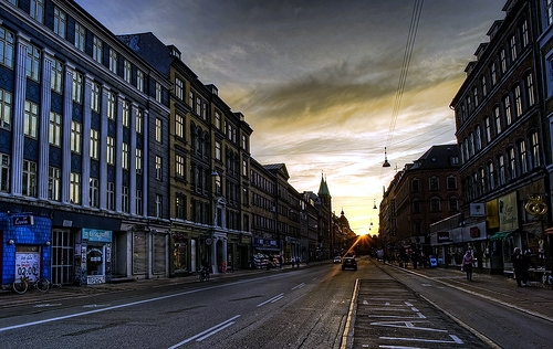 Enjoy holiday in the spring-the magic of Copenhagen in the spring