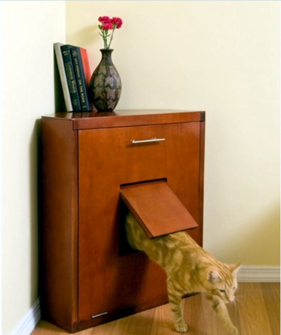 Ensure comfort for the four-legged friend - furniture for pets