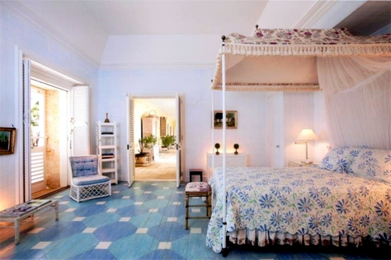 Establishment in the colonial-style furniture and decoration ideas for combinations