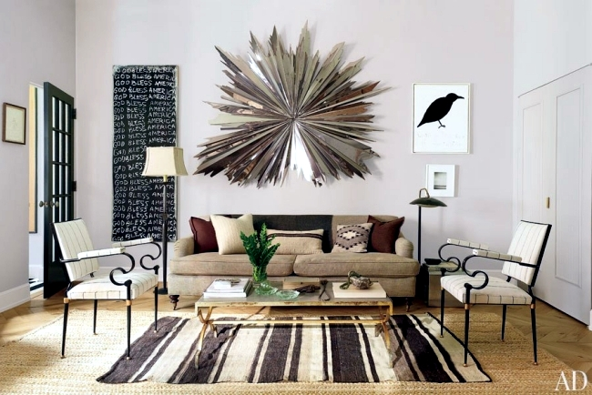 Examples of interior design \u2013 20 modern design living room