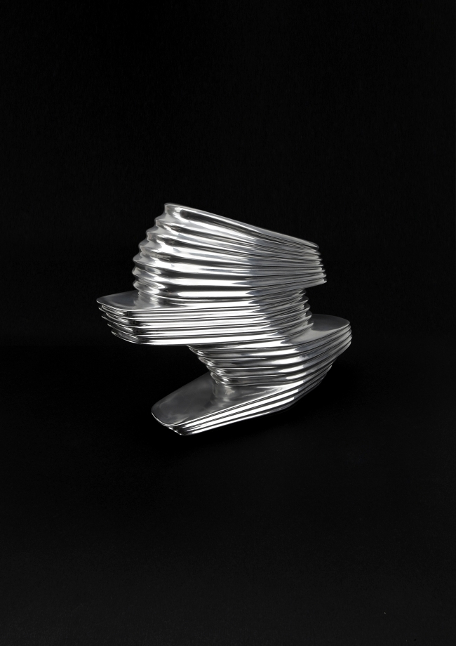 "Experimental Shoe Design ""NOVA"" by Zaha Hadid for United Nude"