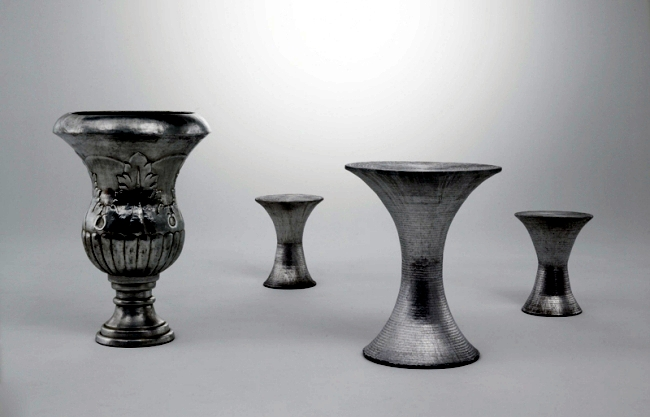 Exquisite furniture and home accessories of Unique Creation