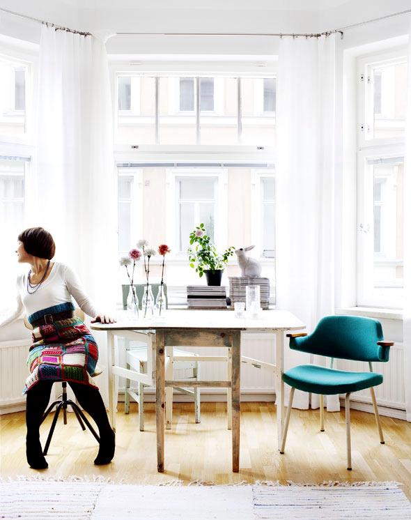 Fancy apartment