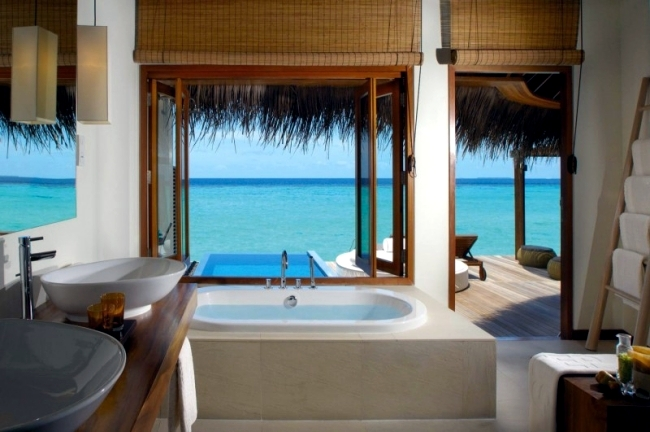Fantastic Spa Resort in the Maldives - escape from reality