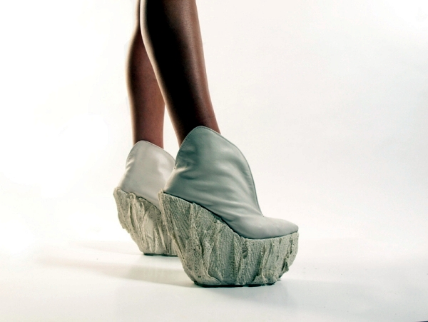 Fashion Trends 2015 - Contemporary shoe design from china