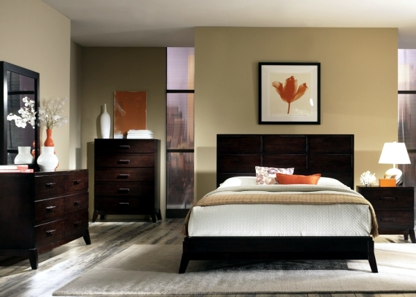Feng Shui Bedroom Set -10 practical ideas to feel good