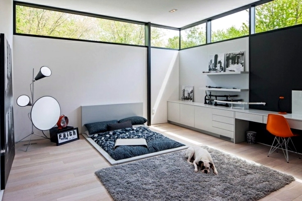Feng Shui Bedroom set - correct bed position