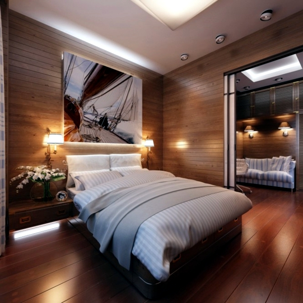 Feng Shui Bedroom set - correct bed position