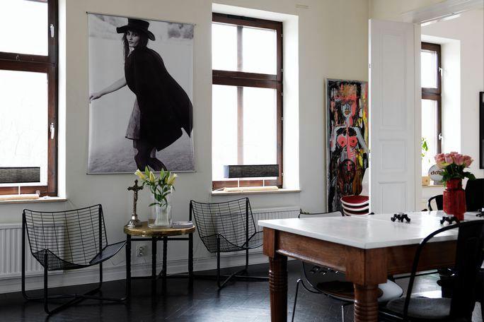 apartment design in sweden