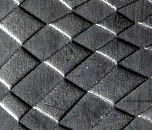 Flooring made of leather - stylish designs of Alphenberg