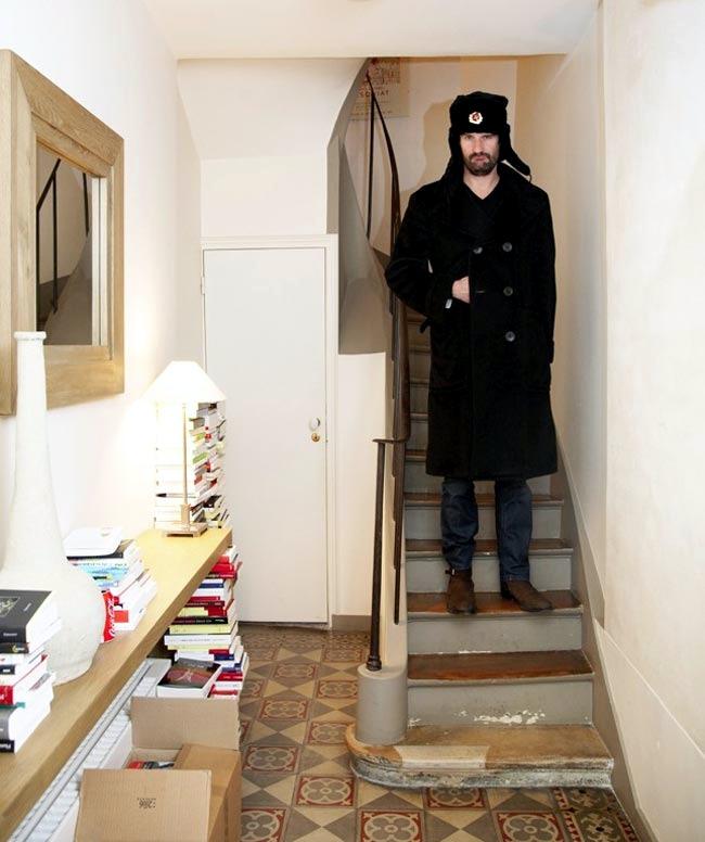 frederic beigbeder apartment