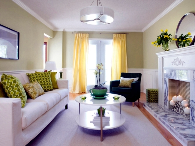 Fresh Colors In The Living Room 20 Living Ideas And Tips