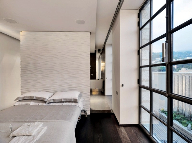 From old water treatment plant is modern loft apartment