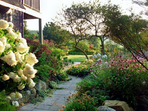 Front garden design - practical tips and ideas for amateur gardeners