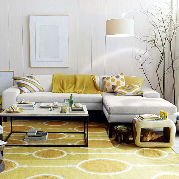 Furnishing Ideas In Yellow Summer Feeling In All Shades