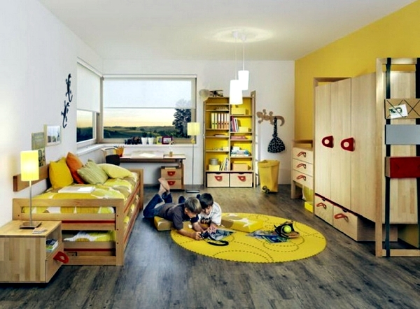 Furnishing ideas in yellow - Summer feeling in all shades of yellow