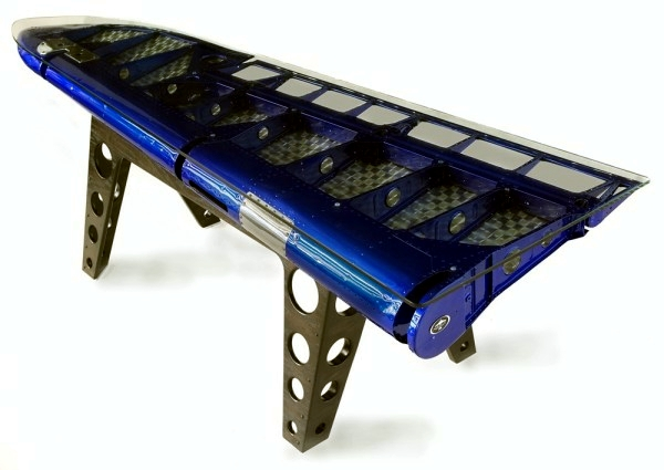 Furniture Built From Aircraft Parts Moto Unique Table