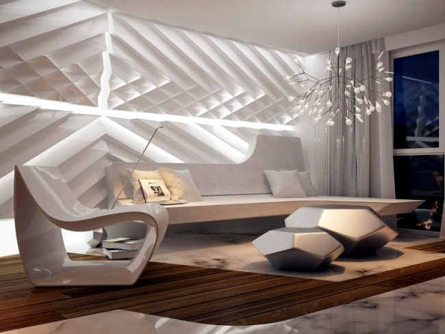 futuristic designer apartment of bozhinovski design interior rh ofdesign net