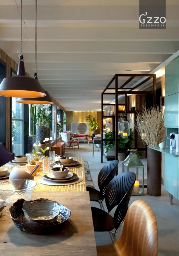 Galeazzo offers furnishing idea for patio in African style