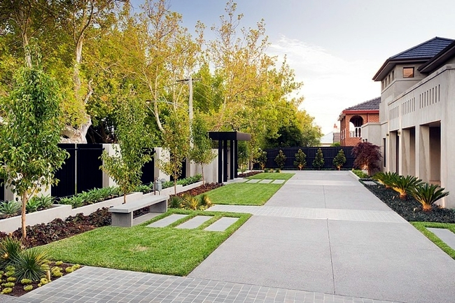 Garden design and landscaping at its best - 25 inspirations