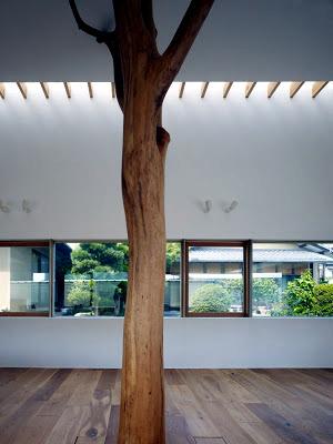 Garden Tree House in Japan, Hironaka Ogawa & Associates (Tokyo)