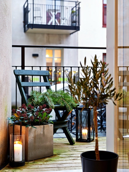 Gardening on the balcony - fresh design ideas for your personal oasis