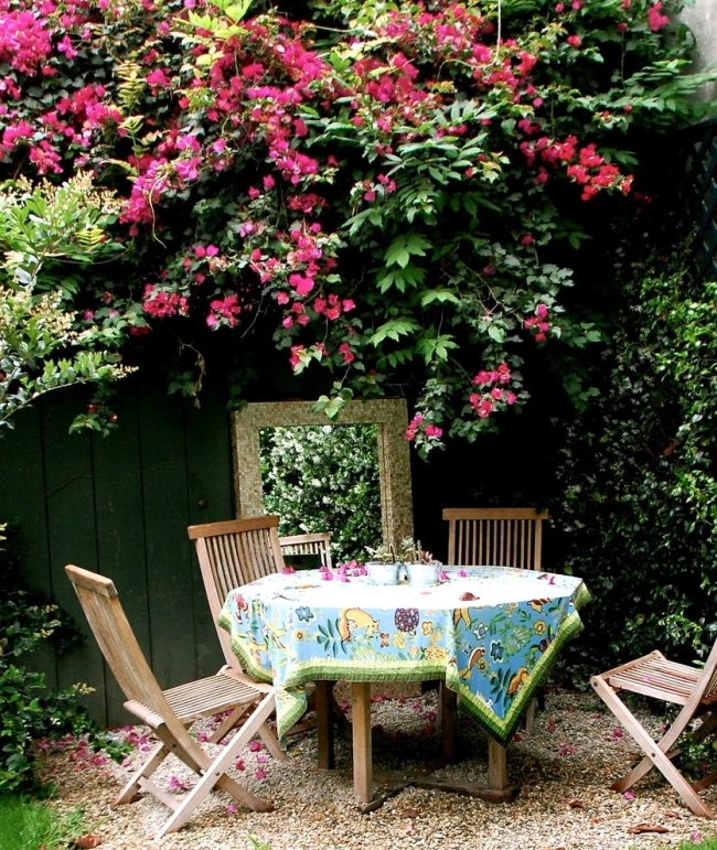 Gardening tips for more spontaneity and individuality when designing
