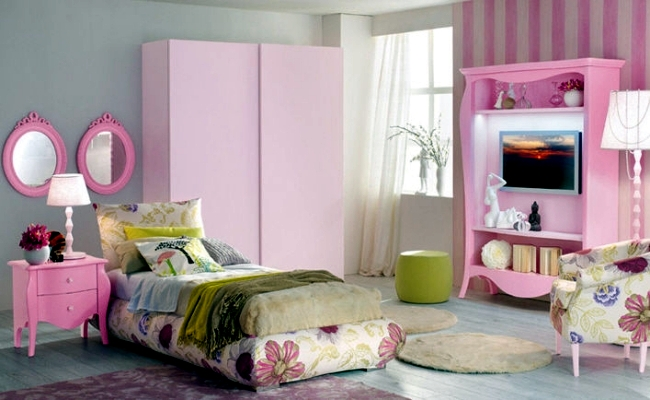 If You Are A Girlu0027s Room, Think Of A Fantasy World With A Romantic  Atmosphere, Where The Girl Can Dream. Here, We Offer 26 Ideas ...