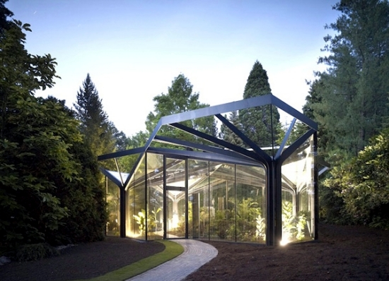 Glass greenhouse build – inspirational design ideas for gardeners ...