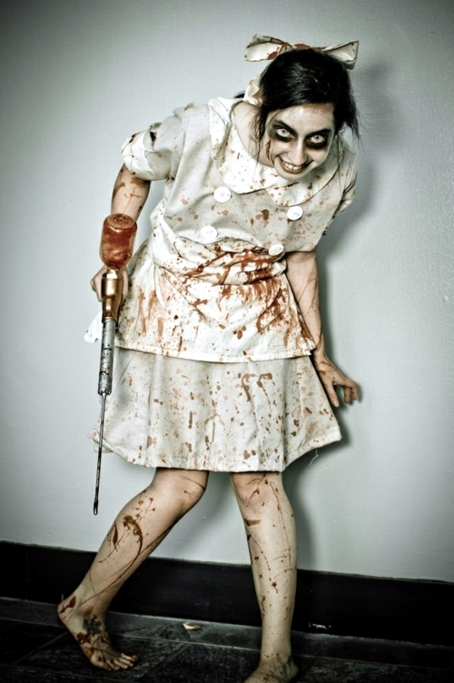 Halloween costumes and makeup ideas 35 from true horror for Halloween costume ideas for 12 year olds