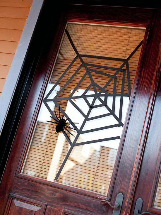 halloween on the doorstep spooky decoration ideas for the house entrance with deco porte halloween & Deco Porte Halloween. Cool Classroom Door Decoration For Halloween ...