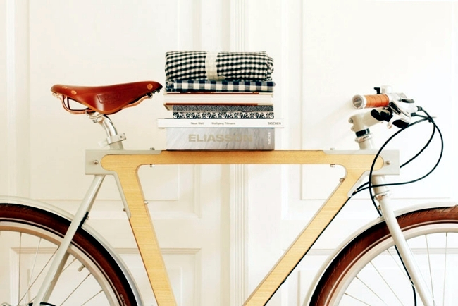 Handmade designer bicycles, wooden bikes BSG