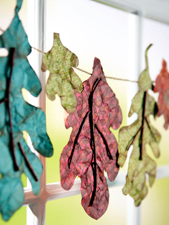 Herbstdeko do it yourself - Decorate with nature's treasures
