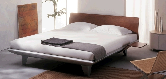 High quality bed for bedroom takes you into a dream world