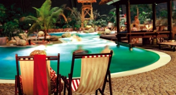 """Holiday event of the year - water park """"Tropical Islands"""""""