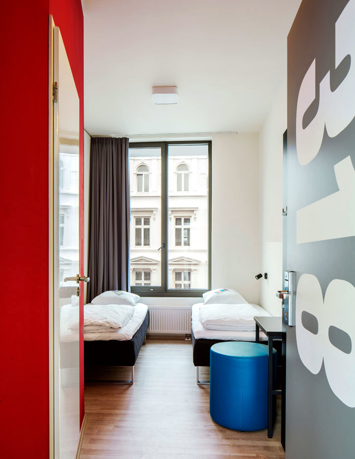 Hostels design