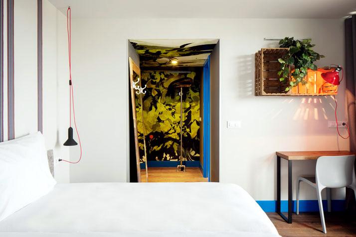 Hostels design